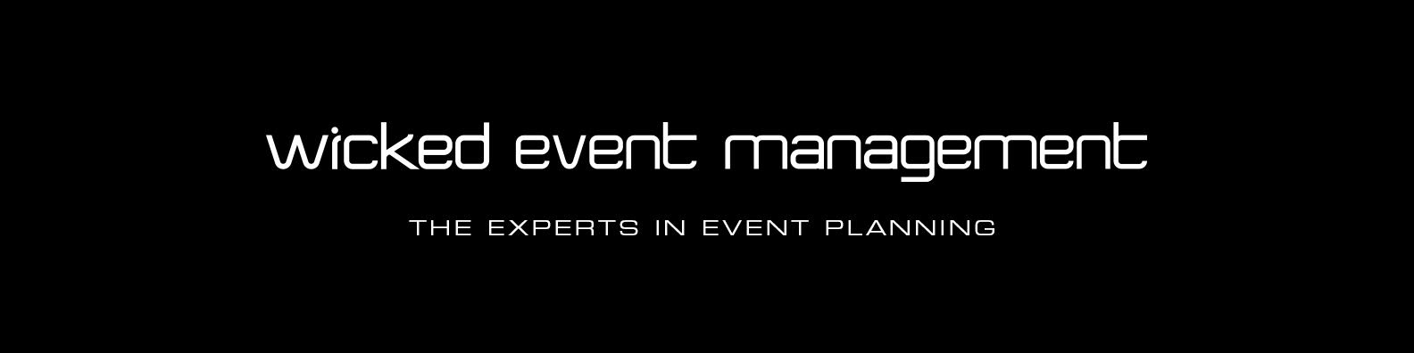 Wicked Event Management